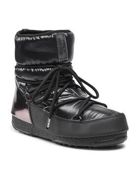Moon Boot Moon Boot Μπότες Χιονιού Low Aspen Wp 24009800 Μαύρο