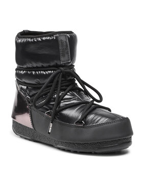 Moon Boot Moon Boot Снігоходи Low Aspen Wp 24009800 Чорний