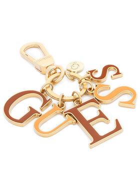 Guess Guess Schlüsselanhänger Not Coordinated Keyrings RW7389 P1301 Goldfarben