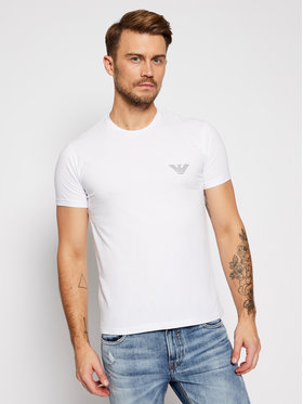 Emporio Armani Underwear Emporio Armani Underwear T-Shirt 110853 0A524 10 Bílá Regular Fit