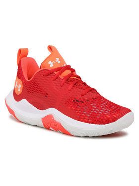 Under Armour Under Armour Chaussures Ua Spawn 3 3023738-600 Rouge