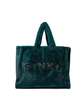 Pinko Pinko Дамска чанта Tatuare Borsa AI 21-22 UNQS 1Q200G Y7NF Зелен