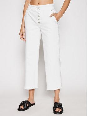 DKNY DKNY Jeansy P0CK2617 Biały Regular Fit