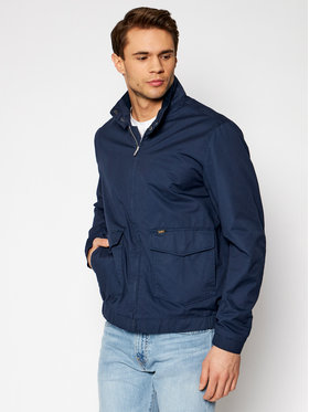 Lee Lee Преходно яке Harrington L88TKE35 Тъмносин Regular Fit