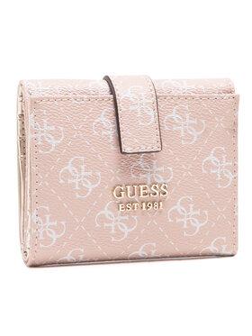 Guess Guess Μικρό Πορτοφόλι Γυναικείο Tyren (Sg) Slg SWSG79 66380 Ροζ