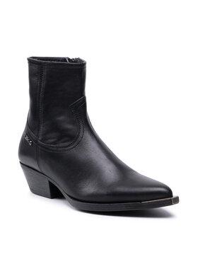 Liu Jo Liu Jo Členková obuv Dakota 01 SF1009 P0102 Čierna