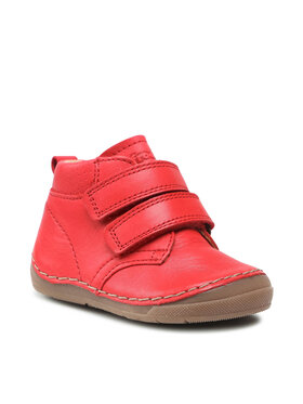 Froddo Froddo Kotníková obuv G2130241-8 M Červená