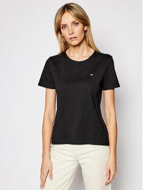 Tommy Jeans Tommy Jeans T-Shirt Tjw C Neck DW0DW09194 Černá Slim Fit