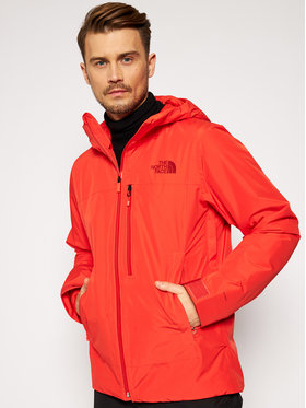 The North Face The North Face Skijacke Descendit NF0A4QWWR151 Rot Regular Fit