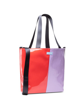 Local Heroes Local Heroes Handtasche Hot Tote Bag SS21BAG001 Rot