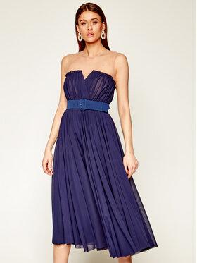 Marella Marella Официална рокля Cantore 32210702 Тъмносин Regular Fit