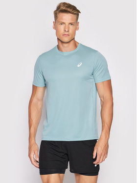 Asics Asics Techniniai marškinėliai Katakana 2011A813 Mėlyna Regular Fit