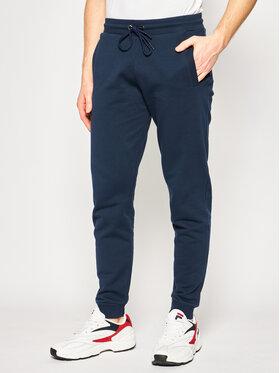 Trussardi Jeans Trussardi Jeans Melegítő alsó Fleece Pure 52P00117 Sötétkék Regular Fit
