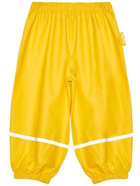 Playshoes Playshoes Pantalon en tissu 405421 D Jaune Regular Fit