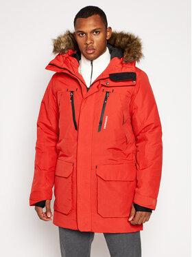 Didriksons Didriksons Žieminė striukė Marco 503203 Raudona Regular Fit