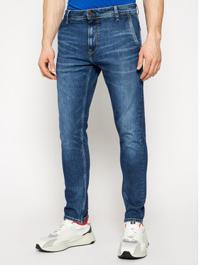 Pepe Jeans Pepe Jeans Džinsai Stan PM205899 Tamsiai mėlyna Tappered Fit