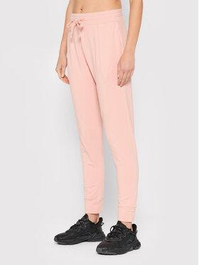 Outhorn Outhorn Pantaloni da tuta SPDD603 Rosa Regular Fit