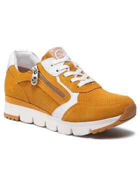 Marco Tozzi Marco Tozzi Sneakersy 2-83703-26 Pomarańczowy