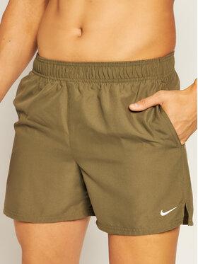 Nike Nike Plavecké šortky Essential NESSA560 Zelená Standard Fit