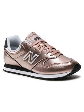 New Balance New Balance Sneakersy WL393EL1 Złoty
