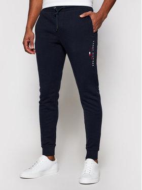 Tommy Hilfiger Tommy Hilfiger Spodnie dresowe Essential MW0MW17384 Granatowy Regular Fit