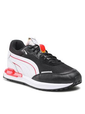 Puma Puma Sneakers City Rider As 382554 01 Schwarz