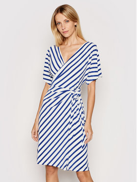 Lauren Ralph Lauren Lauren Ralph Lauren Kleid für den Alltag 250830127001 Bunt Regular Fit