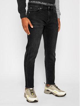 Calvin Klein Jeans Calvin Klein Jeans Jeansy Slim Taper Fit J30J316837 Czarny Slim Taper