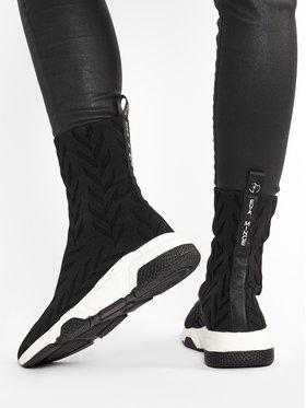 Eva Minge Eva Minge Sneakersy EM-36-08-001051 Čierna