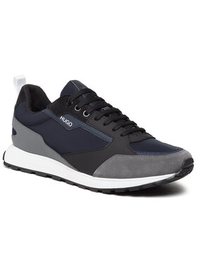 Hugo Hugo Sneakersy Icelin 50451740 10234982 01 Granatowy