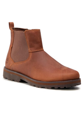 Timberland Timberland Ορειβατικά παπούτσια Courma Kid TB0A28QW358 Καφέ