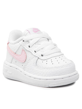 Nike Nike Обувки Force 1 (TD) CZ1691 103 Бял