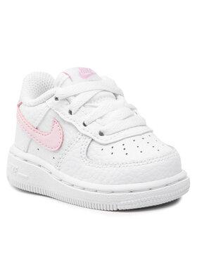 Nike Nike Παπούτσια Force 1 (TD) CZ1691 103 Λευκό