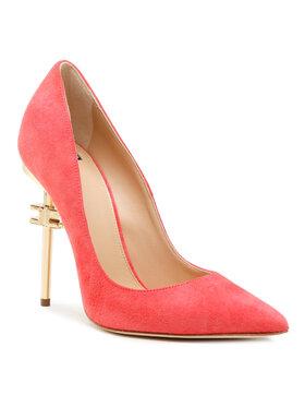 Elisabetta Franchi Elisabetta Franchi Pantofi cu toc subțire SA-90B-11E2-V460 Roz
