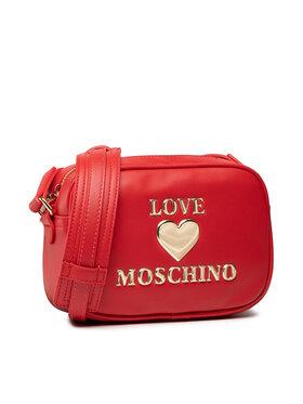 LOVE MOSCHINO LOVE MOSCHINO Дамска чанта JC4059PP1DLF0500 Червен