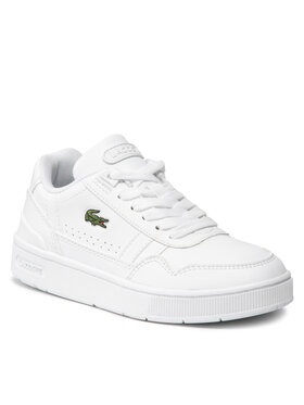 Lacoste Lacoste Sneakers T-Clip 0121 Suc 7-42SUC000421G Weiß