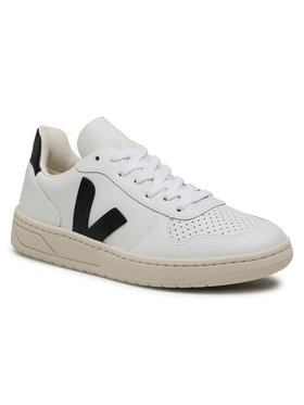 Veja Veja Sneakers V-10 Leather VX020005A Bianco