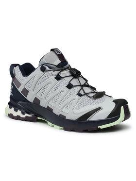 Salomon Salomon Chaussures de trekking Xa Pro 3D V8 W 409875 20 V0 Gris