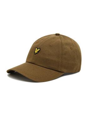 Lyle & Scott Lyle & Scott Kšiltovka Baseball Cap HE906A Zelená