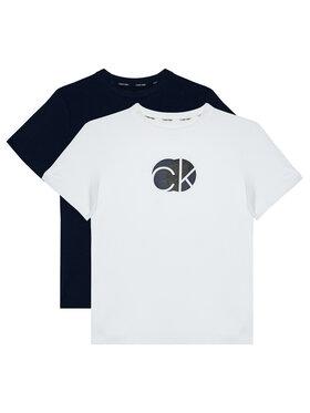 Calvin Klein Underwear Calvin Klein Underwear Σετ 2 T-Shirts 2Pk Tee B70B700282 Έγχρωμο Regular Fit