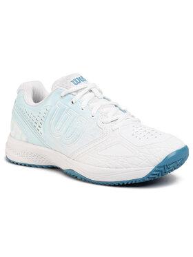 Wilson Wilson Обувки Kaos Comp 2.0 WRS326180 Бял