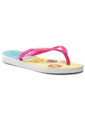 Havaianas Havaianas Σαγιονάρες Sl Hello Kitty 41457480001 Ροζ