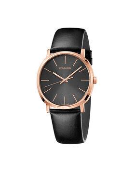 Calvin Klein Calvin Klein Uhr Gent K8Q316C3 Schwarz