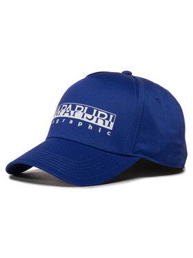 Napapijri Napapijri Καπέλο Jockey Framing 1 NP0A4EAH Μπλε