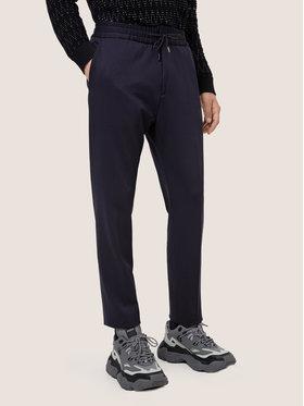 Hugo Hugo Spodnie materiałowe Howard204 50440151 Granatowy Extra Slim Fit