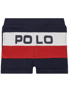 Polo Ralph Lauren Polo Ralph Lauren Medžiaginiai šortai Po Bt Sho 320786440001 Tamsiai mėlyna Regular Fit