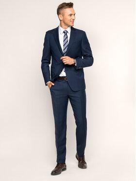 Joop! Joop! Společenské kalhoty 30015810 Tmavomodrá Modern Fit