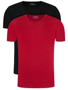 Emporio Armani Underwear Emporio Armani Underwear Komplet 2 t-shirtów 111849 0A717 91520 Kolorowy Regular Fit