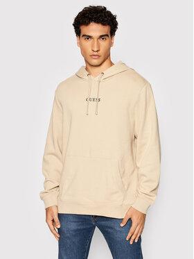 Guess Guess Sweatshirt Roy M0GQ03 R44Q7 Beige Regular Fit