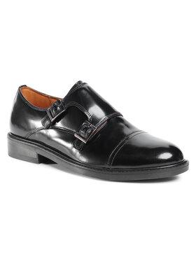Gino Rossi Gino Rossi Pantofi MI07-A962-A791-16 Negru